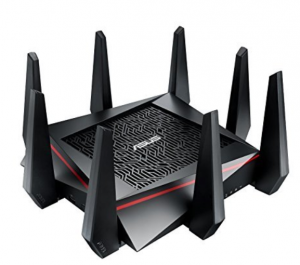 ASUS RT-AC5300 Tri-Band Gigabit WiFi Gaming Router
