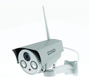 D3D D8862 WiFi Waterproof Outdoor Home Security Camera