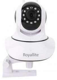 Royallite Wireless HD IP Wifi CCTV Indoor Security Camera