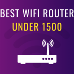 Best Wifi Router under 1500 in india