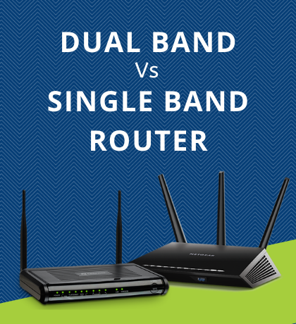 Difference Between Dual Band vs Single Band Router