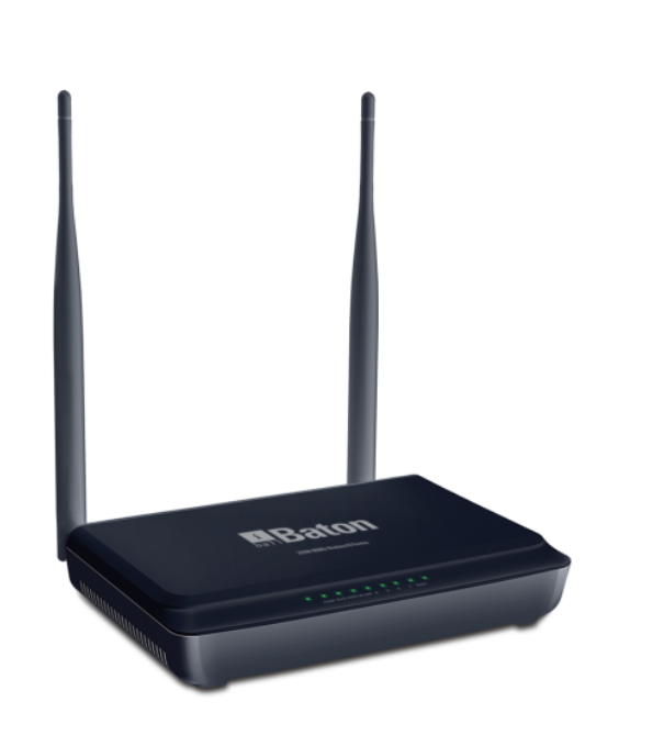 iBall 300M WRB300N MIMO WiFi Router
