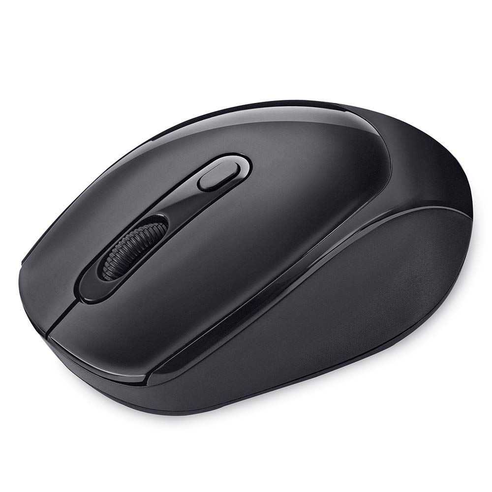 . iBall Free Go G50 Feather-Light Wireless Optical Mouse