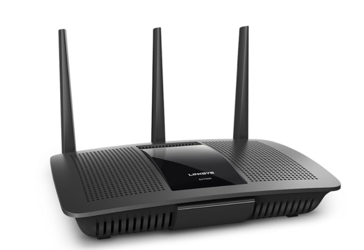 Linksys Max-Stream EA7500 AC1900 Dual-Band Wireless Router