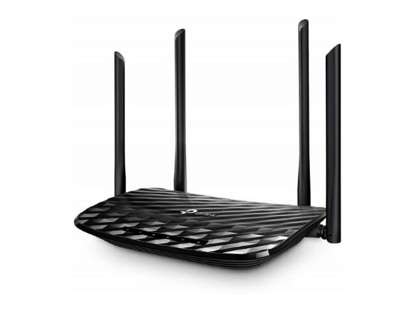 TP-Link Archer C6 Gigabit MU-MIMO Dual Band Wireless Router